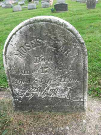 LEAR, MOSES - Bucks County, Pennsylvania | MOSES LEAR - Pennsylvania Gravestone Photos