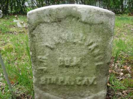 LUVANEE  (CW), J.R. - Bucks County, Pennsylvania   J.R. LUVANEE  (CW) - Pennsylvania Gravestone Photos