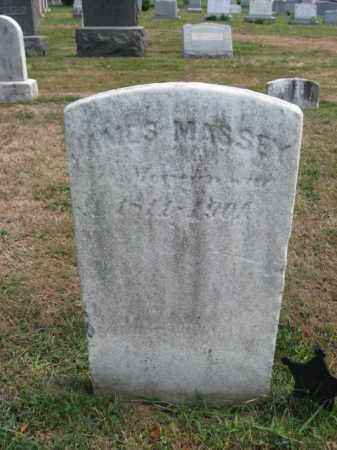 MASSEY (CW), JAMES - Bucks County, Pennsylvania | JAMES MASSEY (CW) - Pennsylvania Gravestone Photos