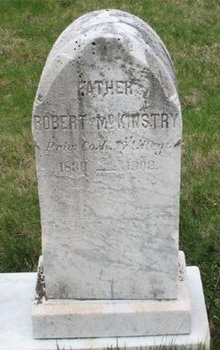 MCKINSTRY (CW), ROBERT - Bucks County, Pennsylvania | ROBERT MCKINSTRY (CW) - Pennsylvania Gravestone Photos