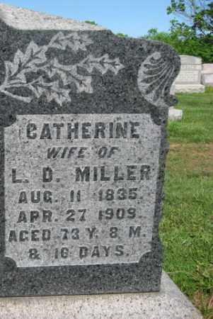 MILLER, CATHERINE - Bucks County, Pennsylvania | CATHERINE MILLER - Pennsylvania Gravestone Photos