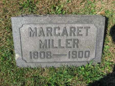 MILLER, MARGARET - Bucks County, Pennsylvania | MARGARET MILLER - Pennsylvania Gravestone Photos