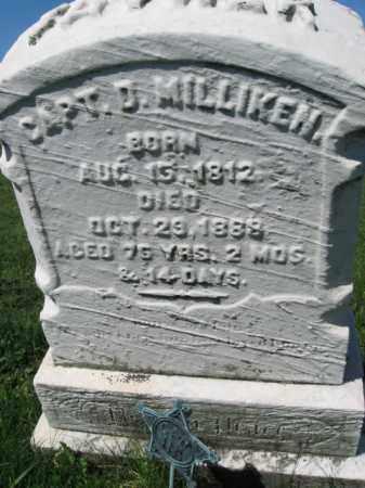MILLIKEN (CW), CAPT.DAVID - Bucks County, Pennsylvania | CAPT.DAVID MILLIKEN (CW) - Pennsylvania Gravestone Photos