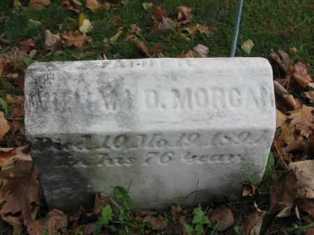 MORGAN, HIRAM D. - Bucks County, Pennsylvania | HIRAM D. MORGAN - Pennsylvania Gravestone Photos