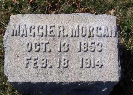 MORGAN, MAGGIE R. - Bucks County, Pennsylvania   MAGGIE R. MORGAN - Pennsylvania Gravestone Photos