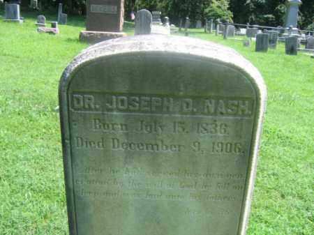 NASH, JOSEPH D. - Bucks County, Pennsylvania   JOSEPH D. NASH - Pennsylvania Gravestone Photos