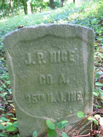 NICE (CW), JOHN P. - Bucks County, Pennsylvania | JOHN P. NICE (CW) - Pennsylvania Gravestone Photos