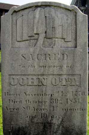 OTT, JOHN - Bucks County, Pennsylvania | JOHN OTT - Pennsylvania Gravestone Photos