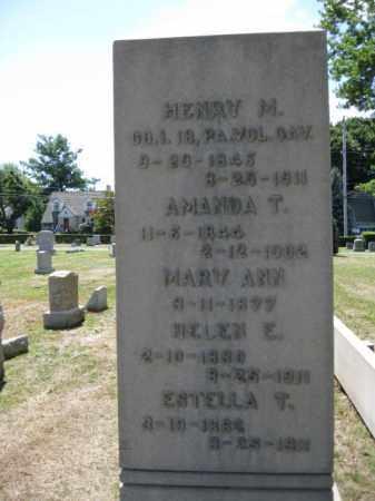 POWNALL (CW), HENRY M. - Bucks County, Pennsylvania   HENRY M. POWNALL (CW) - Pennsylvania Gravestone Photos
