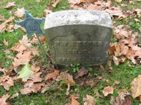 REEDER (CW), HENRY P. - Bucks County, Pennsylvania | HENRY P. REEDER (CW) - Pennsylvania Gravestone Photos