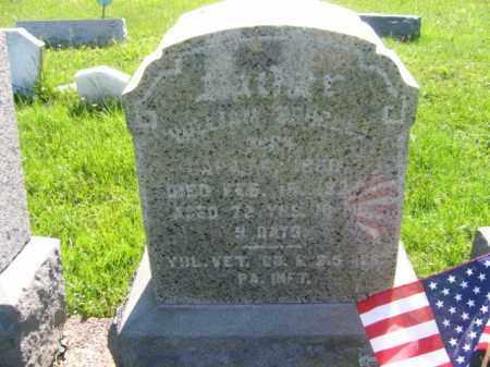 SCHOOL (SCHULL) (CW), WILLIAM - Bucks County, Pennsylvania | WILLIAM SCHOOL (SCHULL) (CW) - Pennsylvania Gravestone Photos