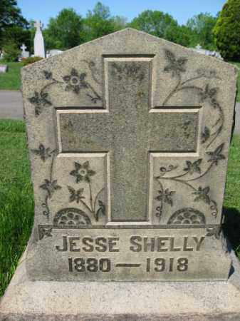 SHELLY, JESSE - Bucks County, Pennsylvania | JESSE SHELLY - Pennsylvania Gravestone Photos