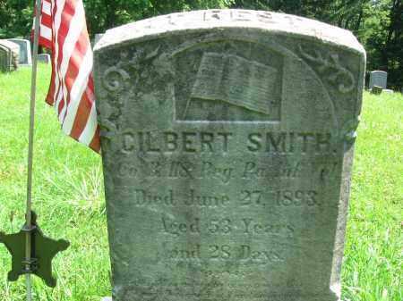 SMITH (CW), GILBERT - Bucks County, Pennsylvania | GILBERT SMITH (CW) - Pennsylvania Gravestone Photos