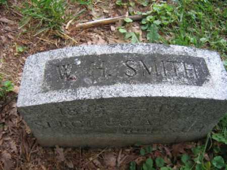 SMITH (CW), SERG.WILLIAM H. - Bucks County, Pennsylvania | SERG.WILLIAM H. SMITH (CW) - Pennsylvania Gravestone Photos
