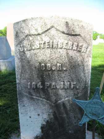 STEINBERGER (CW), JOHN R. - Bucks County, Pennsylvania | JOHN R. STEINBERGER (CW) - Pennsylvania Gravestone Photos