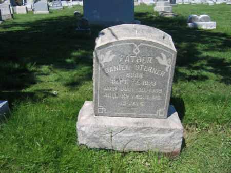 STERNER, DANIEL - Bucks County, Pennsylvania   DANIEL STERNER - Pennsylvania Gravestone Photos