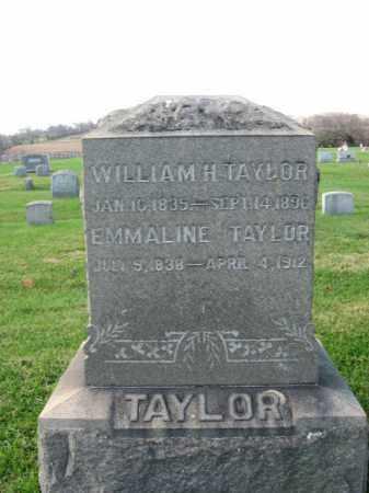 TAYLOR (CW), WILLIAM H. - Bucks County, Pennsylvania | WILLIAM H. TAYLOR (CW) - Pennsylvania Gravestone Photos