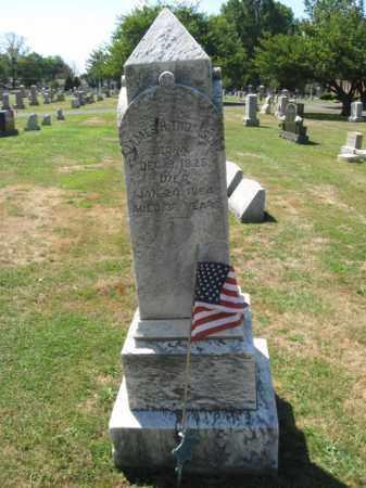 THOMSON, JAMES H. - Bucks County, Pennsylvania   JAMES H. THOMSON - Pennsylvania Gravestone Photos