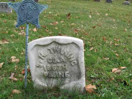 TWINING (CW_, SAMUEL H. - Bucks County, Pennsylvania   SAMUEL H. TWINING (CW_ - Pennsylvania Gravestone Photos