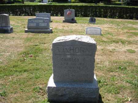 VANHORN (CW), CHARLES D. - Bucks County, Pennsylvania | CHARLES D. VANHORN (CW) - Pennsylvania Gravestone Photos