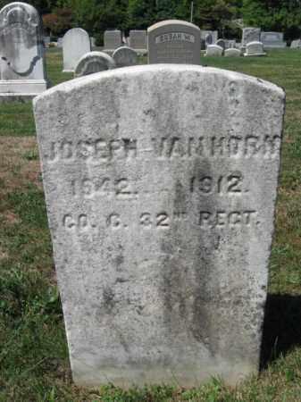 VANHORN (CW), JOSEPH - Bucks County, Pennsylvania | JOSEPH VANHORN (CW) - Pennsylvania Gravestone Photos