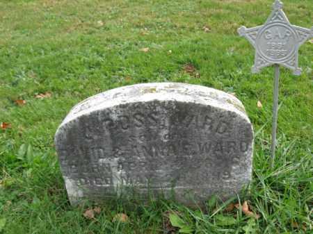 WARD, C.ROSS - Bucks County, Pennsylvania | C.ROSS WARD - Pennsylvania Gravestone Photos