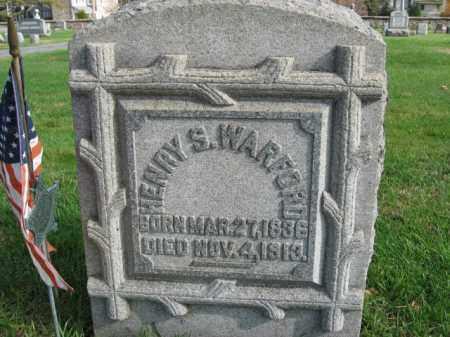 WARFORD, HENRY S. - Bucks County, Pennsylvania | HENRY S. WARFORD - Pennsylvania Gravestone Photos