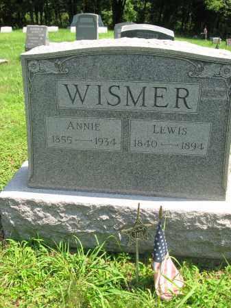 WISMER (CW), LEWIS - Bucks County, Pennsylvania | LEWIS WISMER (CW) - Pennsylvania Gravestone Photos