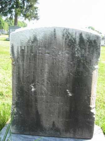 WOOD (CW), HINEL L. - Bucks County, Pennsylvania | HINEL L. WOOD (CW) - Pennsylvania Gravestone Photos