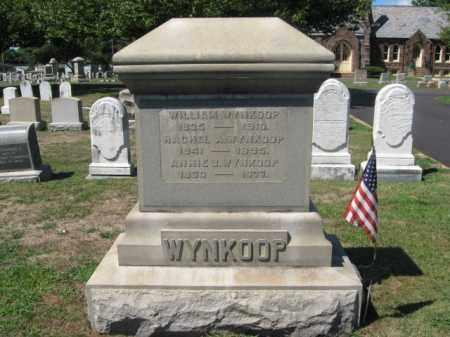 WYNKOOP (CW), WILLIAM - Bucks County, Pennsylvania | WILLIAM WYNKOOP (CW) - Pennsylvania Gravestone Photos