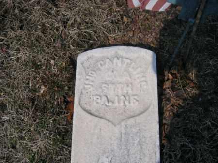 CANTLING (CW), JOHN - Carbon County, Pennsylvania | JOHN CANTLING (CW) - Pennsylvania Gravestone Photos