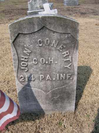 CONERTY (CONARTY) (CW), JOHN - Carbon County, Pennsylvania | JOHN CONERTY (CONARTY) (CW) - Pennsylvania Gravestone Photos