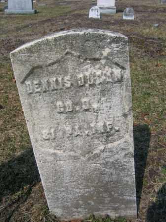 DUGAN (CW), DENNIS - Carbon County, Pennsylvania | DENNIS DUGAN (CW) - Pennsylvania Gravestone Photos