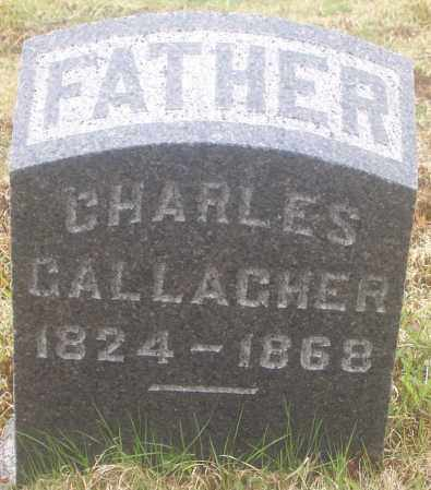 GALLAGHER, CHARLES - Carbon County, Pennsylvania | CHARLES GALLAGHER - Pennsylvania Gravestone Photos