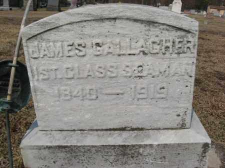 GALLAGHER (CW), JAMES - Carbon County, Pennsylvania | JAMES GALLAGHER (CW) - Pennsylvania Gravestone Photos