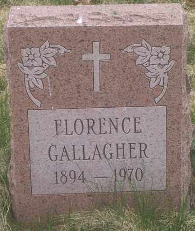 GALLAGHER, FLORENCE - Carbon County, Pennsylvania | FLORENCE GALLAGHER - Pennsylvania Gravestone Photos