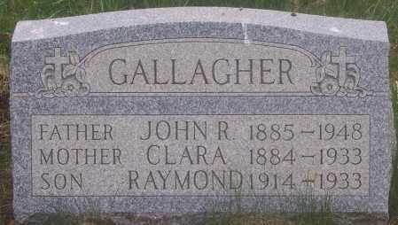 GALLAGHER, CLARA - Carbon County, Pennsylvania | CLARA GALLAGHER - Pennsylvania Gravestone Photos