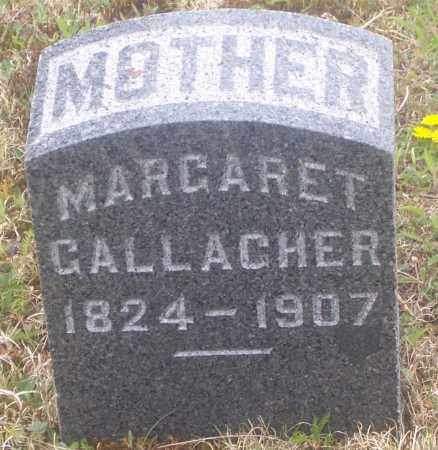 GALLAGHER, MARGARET - Carbon County, Pennsylvania | MARGARET GALLAGHER - Pennsylvania Gravestone Photos