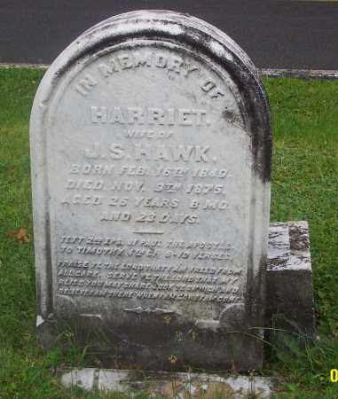 SEARFOSS HAWK, HARRIET - Carbon County, Pennsylvania | HARRIET SEARFOSS HAWK - Pennsylvania Gravestone Photos