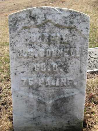 O'DONNELL (CW), CORP.JOHN - Carbon County, Pennsylvania | CORP.JOHN O'DONNELL (CW) - Pennsylvania Gravestone Photos