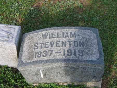 STEVENTON, WILLIAM - Carbon County, Pennsylvania | WILLIAM STEVENTON - Pennsylvania Gravestone Photos