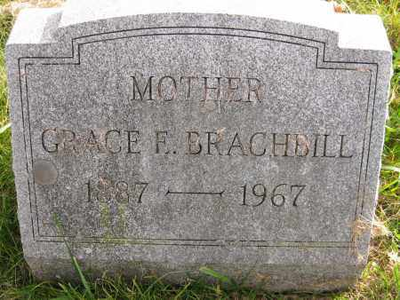FOX BRACHBILL, GRACE E - Centre County, Pennsylvania | GRACE E FOX BRACHBILL - Pennsylvania Gravestone Photos