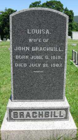 RUNKLE BRACHBILL, LOUISA - Centre County, Pennsylvania | LOUISA RUNKLE BRACHBILL - Pennsylvania Gravestone Photos