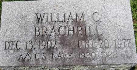 BRACHBILL, WILLIAM CALVIN - Centre County, Pennsylvania | WILLIAM CALVIN BRACHBILL - Pennsylvania Gravestone Photos