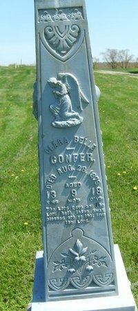 CONFER, CLARA BELLE - Clarion County, Pennsylvania | CLARA BELLE CONFER - Pennsylvania Gravestone Photos