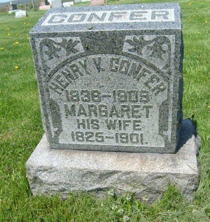 CONFER, HENRY V. - Clarion County, Pennsylvania | HENRY V. CONFER - Pennsylvania Gravestone Photos