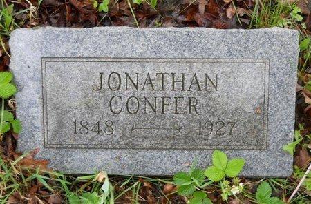 CONFER, JONATHAN - Clarion County, Pennsylvania | JONATHAN CONFER - Pennsylvania Gravestone Photos
