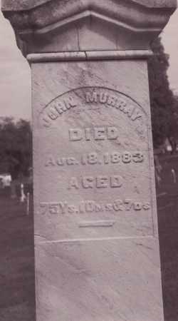 MURRAY, JOHN - Clarion County, Pennsylvania | JOHN MURRAY - Pennsylvania Gravestone Photos