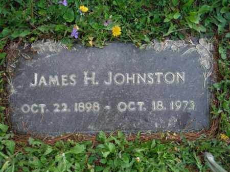 JOHNSTON, JAMES - Clearfield County, Pennsylvania | JAMES JOHNSTON - Pennsylvania Gravestone Photos