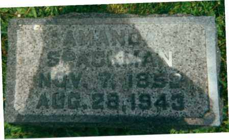 BLOOM SPACKMAN, AMANDA - Clearfield County, Pennsylvania   AMANDA BLOOM SPACKMAN - Pennsylvania Gravestone Photos